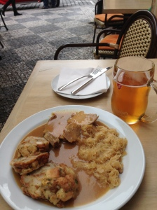 Czech food at last