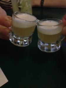 The mini drinks